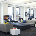Foursquare's Soho HQ by Designer Fluff