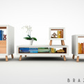 Frames collection by Brazile