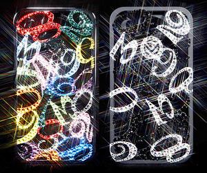 Franck Muller's Sparkling Swarovski iPhone Jackets