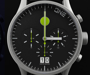 Fraser Timepieces ONE44 Chronograph
