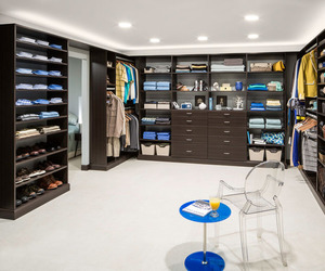 French Roast Walk-In Closet