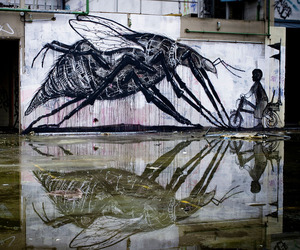 French Street Artist Iemza's Surreal World