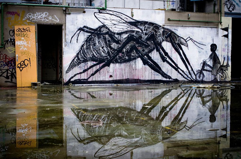 French Street Artist Iemza S Surreal World