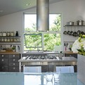 Fresh + Contemporary Kitchen