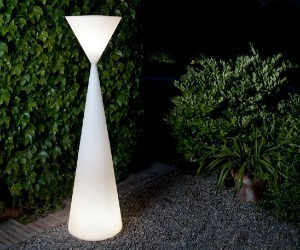 Frida, Indoor and Outdoor Lamp from Metalarte
