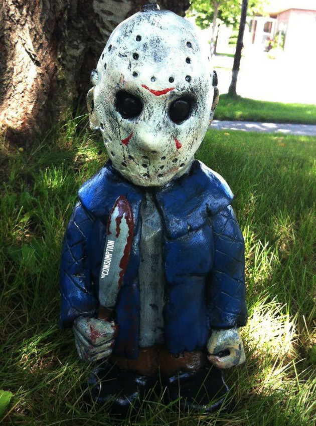 Friday The 13th Garden Gnomes
