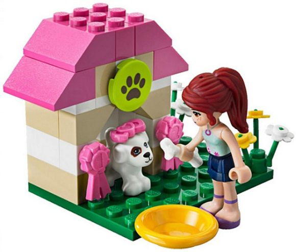 Lego Toys For Girls : 'friends lego toy line for girls is the cutest of all
