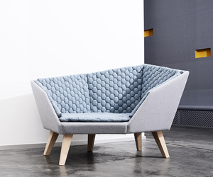 Frigg sofa by Marianne Kleis