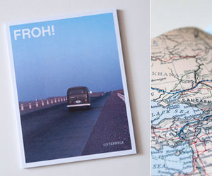 FROH! Magazine #6: Unterwegs [German Language]
