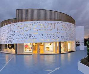 From Athens - The Placebo Pharmacy By Klab Architecture
