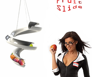 Fruit Slide holds your fruits in style