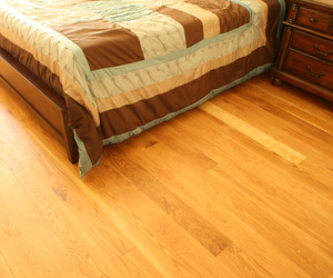 FSC Certified & Custom Milled White Oak Flooring