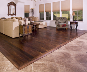 FSC Certified Walnut FullSawn™ Flooring