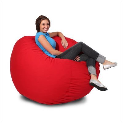 Fuf Large Foam Chair By Comfort Research