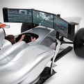 Full Scale Formula 1 Simulator