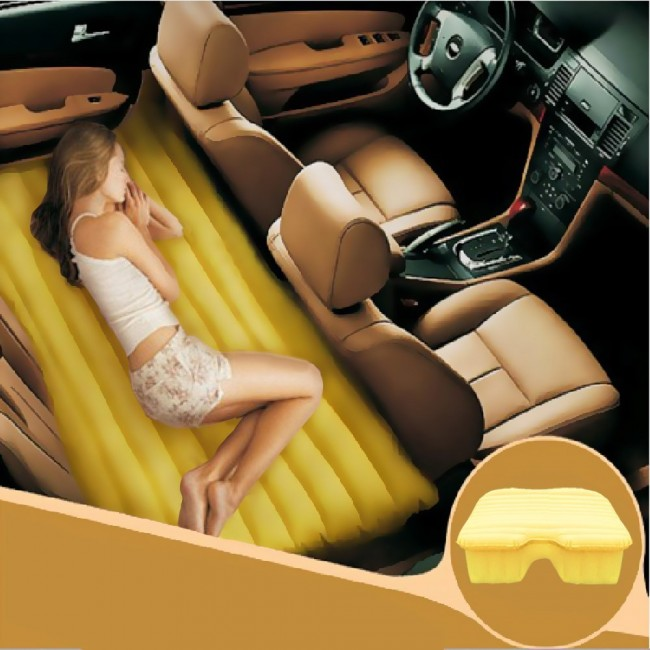 Truck Bed Inflatable Mattress Fuloon Inflatable Back Seat Car Bed