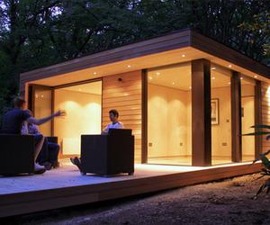 Fun garden room studio for your yard
