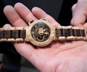 Wooden Wristwatches By Valerii Danevych