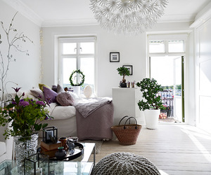 Functional Yet Stylish 40 Square Meter Swedish Flat