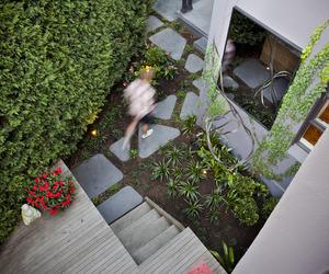 Funky Courtyard Design for a Paddington Terrace