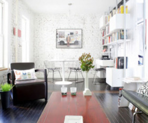 Funky Renovation in the East Village