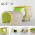 Furniture Modume by Yana Tzanov & Stephanie Sauve