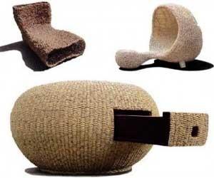 Furniture Wood Metal Chairs