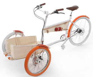 Fuseproject - Local Bike by Yves Behar