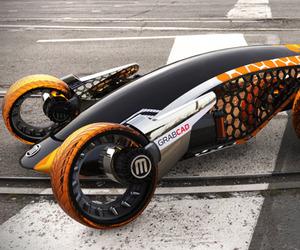 Future Car : Firanse R3 by Luis Cordoba