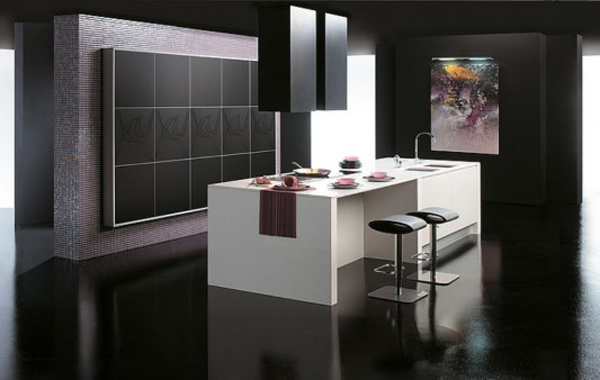 Futuristic Kitchen futuristic kitchen designs