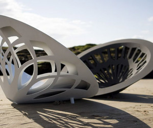 Futuristic Mariposa Chair by Kate Rider