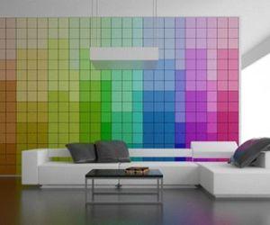 Futuristic Wall Panel