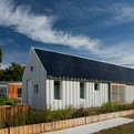 Gable Home-Passive House Certified Modular Structure-U of I