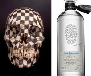 Gabriel Orozco Bottle For Casa Dragones Tequila