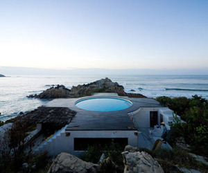 Gabriel Orozco House - Roca Blanca - Mexico