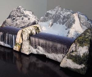 Gaetano Pesce's Montanara Hill Sofa
