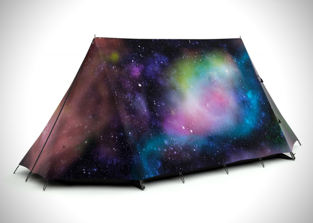 & Galaxy Tents | Field Candy