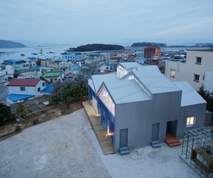 Gangjin Children Center by JYA-RCHITECTS
