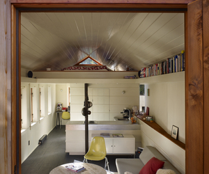 Garage Conversion by SHED Architecture & Design
