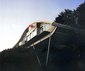 Garcia House by John Lautner