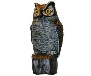 Garden Defense Electronic Sensor Owl