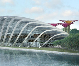 Garden of the Bay, Singapore by Wilkinson Eyre