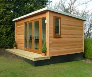 Garden Office in England