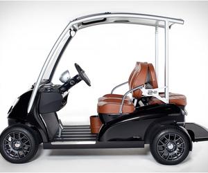 Garia | Luxury Golf Carts