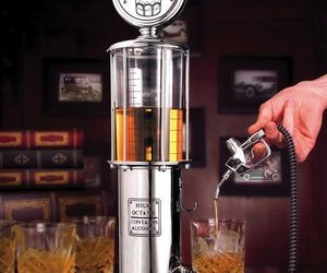 Gas Pump Liquor Dispenser