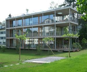 Gebhartstrasse Apartment - Halle 58 Architecs