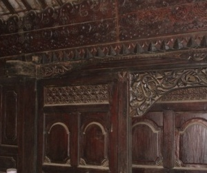 Gebyok Traditional Furniture Partition From Bali