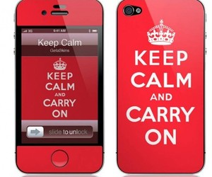 GelaSkins iPhone 4 Skin Keep Calm