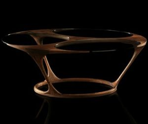 Geometric Design Table By Paco Camus