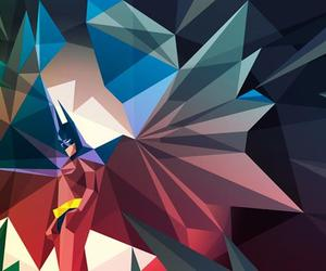 Geometric Superhero Art | Liam Brazier